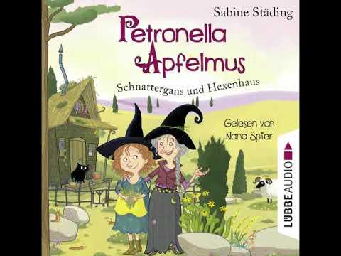 Schnattergans und Hexenhaus YouTube Hörbuch Trailer auf Deutsch