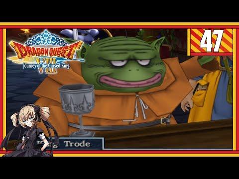 Lack of Information  then Lore Dump | Dragon Quest 8 Critique