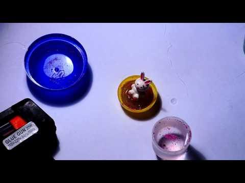 Как сделать стеклянный шарик дома/ Diy Home