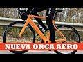 Nueva Orbea Orca Aero   Ibon Zugasti