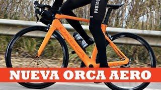 Nueva Orbea Orca Aero | Ibon Zugasti
