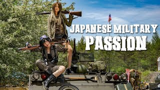 Japanese Military Passion