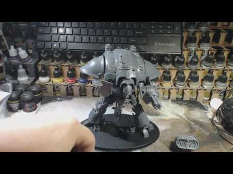 Imperial Knight Crusader Magnetization.