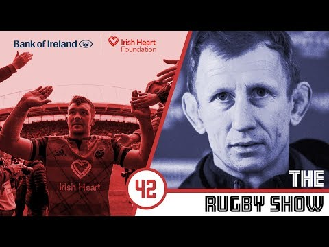 The Rugby Show: Champions Cup semi-final preview with Eddie O'Sullivan