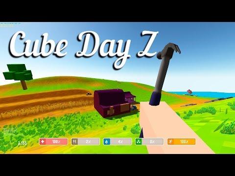 игра Cube Day Z вконтакте