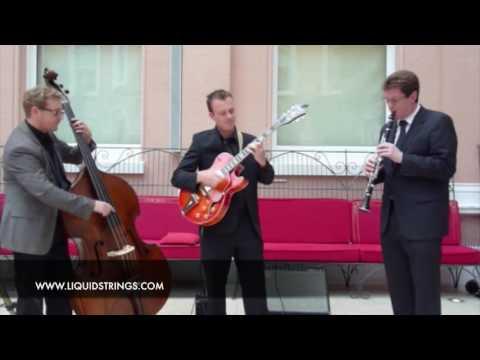 LS Jazz Clarinet Trio