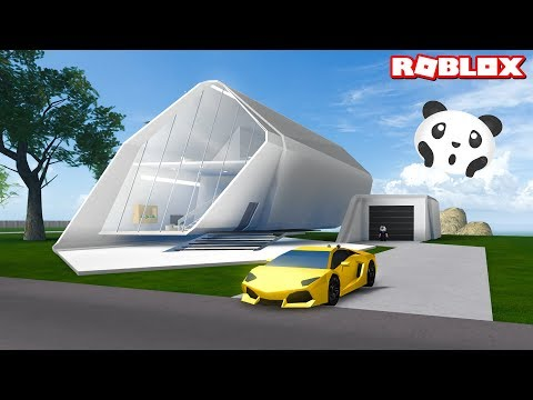 Pandaya Yeni Harika Ev Aldık! - Panda ile Roblox Pacifico