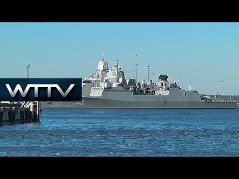 Estonia: Six NATO ships arrive in Tallinn port
