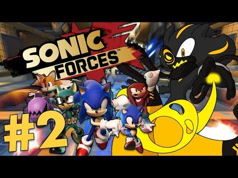 SONIC IS FREE!!! | Sonic Forces | #2