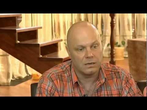 """Алексей Кортнев в программе """"Пока все дома"""" 2012.04.01"""