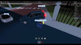 Roblox City of London abuse again on me.....