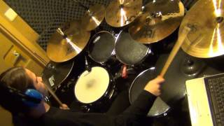 Amon Amarth - As Loke Falls Drum Cover