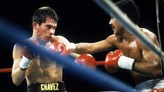 16. Julio Cesar Chavez RTD 10 Roger Mayweather II WBC 140lb, Maj 1989