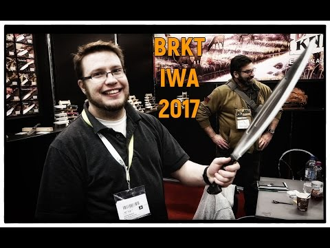 Bark River Tools BRK Neuheiten auf der IWA Outdoor Classics Messe in Nürnberg 2017