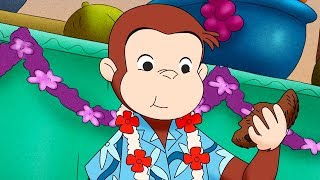 Curious George 🐵Monkey Mystery Gift 🐵Kids Cartoon 🐵 Kids Movies 🐵Videos for Kids
