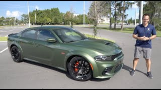 Is the 2020 Dodge Charger Scat Pack Widebody the RIGHT muscle car to BUY?