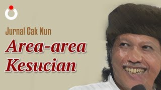 Jurnal Cak Nun – Area-area Kesucian