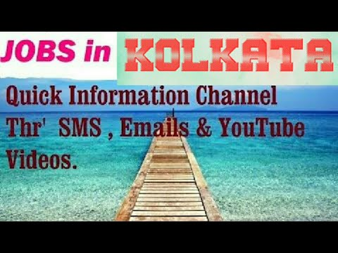 JOBS in KOLKATA    for Freshers & graduates. Industries,  companies.