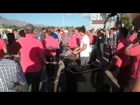 Banda Membrillera y Ricardo Ordoñez en el Rillito