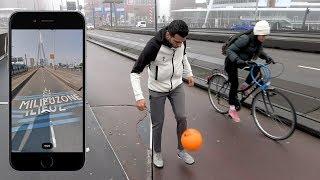 [ Touzani Challenge ] Hooghouden van Rotterdam-Zuid naar Noord