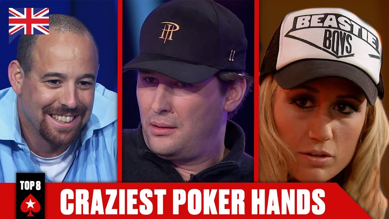 TOP 8 CRAZIEST Hands From THE BIG GAME ♠️ Best of The Big Game ♠️ PokerStars UK