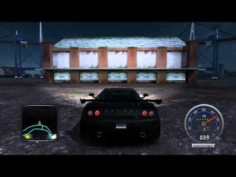 Test Drive Unlimited 2 - Secret Places