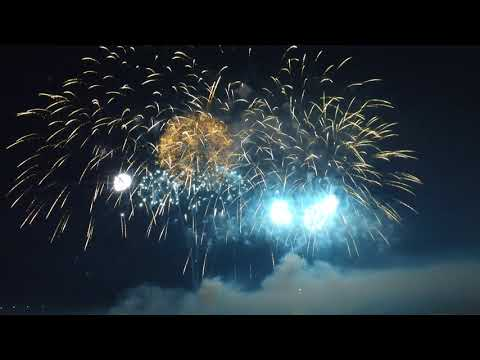 2017 PGI Convention - Hollywood Pyrotechnics - Friday, August 11th - Grand Public Fireworks Display