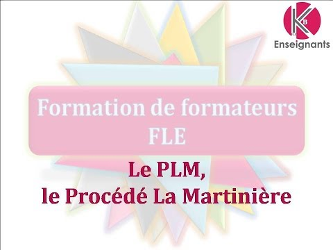Vidéo n°37 - Le PLM, le Procédé La Martinière