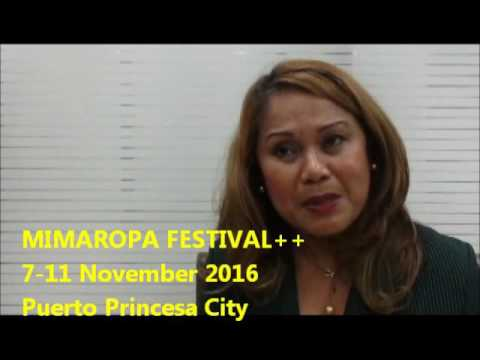 2016 Mimaropa Festival++ in Puerto Princesa City