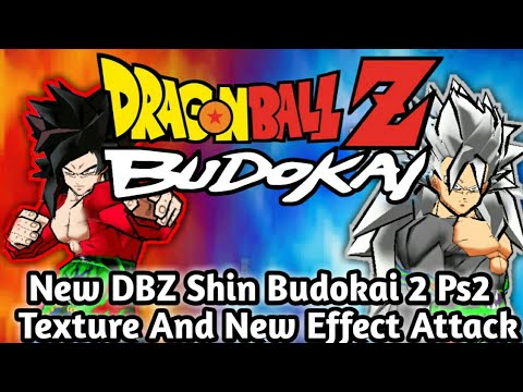 NEW DBZ Shin Budokai 2 ( AF Mod ) Ps2 Textures + New Effect Attacks by  ADVENTURE GAME