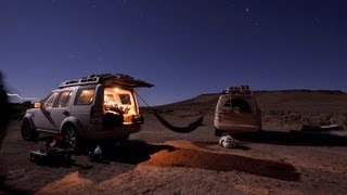 Land Rover LR4: Driving the Trans-America Trail - Jay Leno