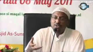 Sheikh Mustafe Xaaji Ismaaciil - Guurka - Part.4