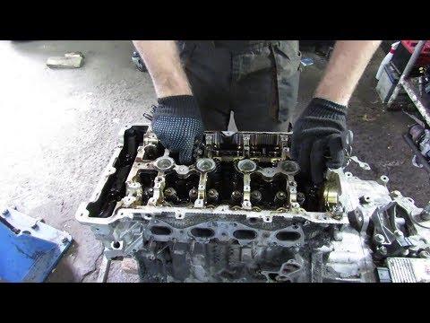 Как разобрать двигатель. Разбираем EP6 150 л.с. Часть 3.
