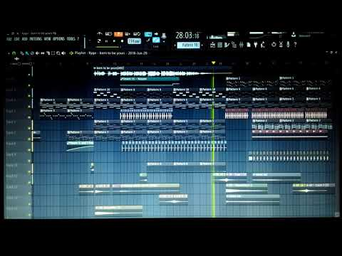 How To Make Kygo & Imagine Dragons – Born To Be Yours[FL Studio Remake]