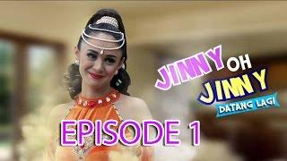 """Download Video Jinny Oh Jinny Datang Lagi Episode 1 """"Jinny Kembali"""" Part 1 MP3 3GP MP4"""