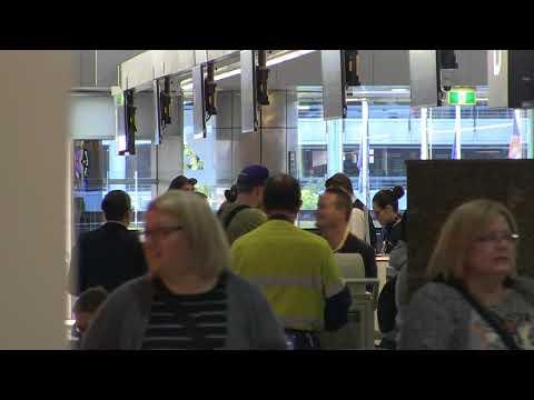 'Dustin Martin & Dane Swan jet off to Vegas' - 12/10/17