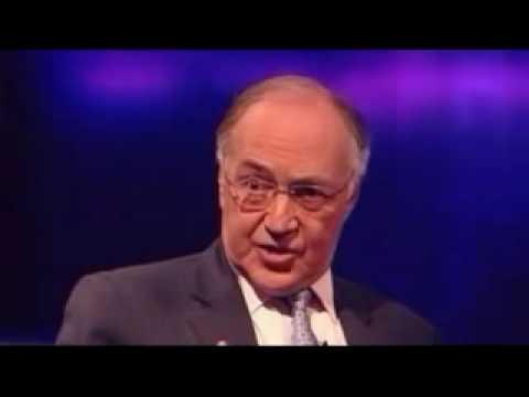 Michael Howard attacks Alastair Campbell on Newsnight