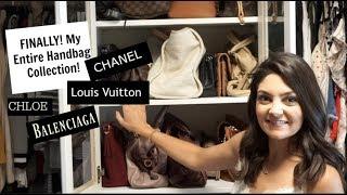 MY HANDBAG COLLECTION! | Louis Vuitton | CHANEL | Chloe + More!