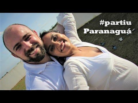 001 - Partiu Paranaguá - #AgenteTenta