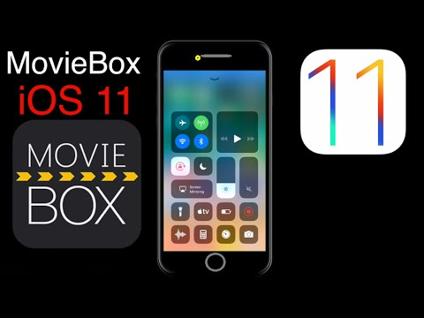 How To Download Movie Box For Ios 11 Youtube