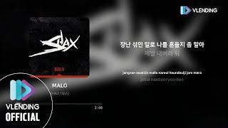 Download [MP3] SHAX (샥스) - MALO [이미테이션 X SHAX (IMITATION X SHAX)]