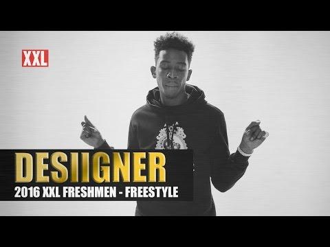 """Desiigner """"Timmy Turner"""" Freestyle - XXL Freshman 2016"""