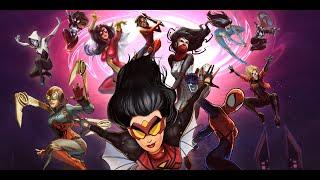 Marvel: Meet the Spider-Women of Marvel in Spider-Man Unlimited