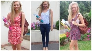 Back To School - Outfit Ideas! Thumbnail