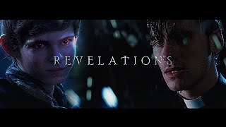 Revelations Trailer (Once Upon A Time Captain Hook/Peter Pan AU)