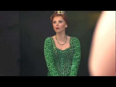 Shrek the Musical - 'Morning Person' @ West End Live 2012 (Carley Stenson)