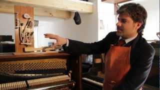 La meccanica del pianoforte - A cura di Marc Maggio