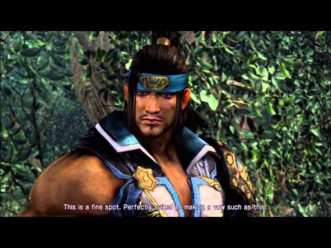 Dynasty Warriors 8; Empires, Deng Ai, All Cutscenes
