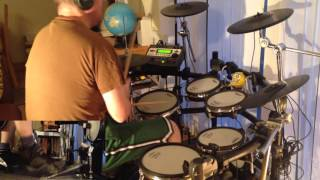 Download Gin Blossoms - Follow You Down (Roland TD-12 Drum Cover) MP3 song and Music Video
