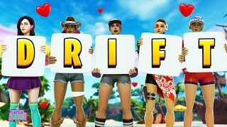 SUMMER DRIFT GETS HIS OWN FAN CLUB | Fortnite Short Film